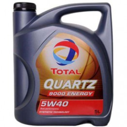 Моторное масло Total Quartz 9000 Energy 5W-40 5 л