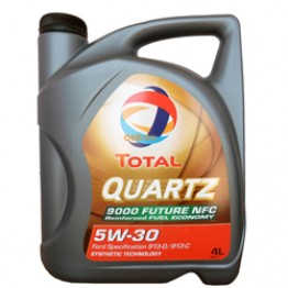 Моторное масло Total Quartz 9000 Future NFC 5W-30 4 л