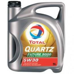 Моторное масло Total Quartz 9000 Future NFC 5W-30 5 л