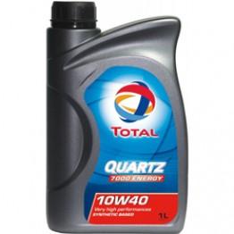 Моторное масло Total Quartz Energy 7000 10W-40 1 л