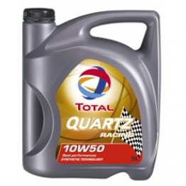 Моторное масло Total Quartz Racing 10W-50 5 л