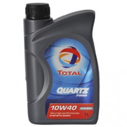 Моторное масло Total Quartz Diesel 7000 10W-40 1 л