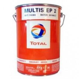 Универсальная литиево-кальциевая смазка Total Multis EP 2 5 кг