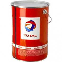 Универсальная литиево-кальциевая смазка Total Multis MS 2 5 кг