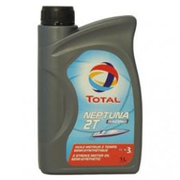 Моторное масло для лодок 2Т Total Neptuna 2T Racing 1 л