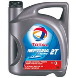 Моторное масло для лодок 2Т Total Neptuna 2T Racing 5 л