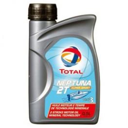 Моторное масло для лодок 2Т Total Neptuna 2T Super Sport 0,5 л