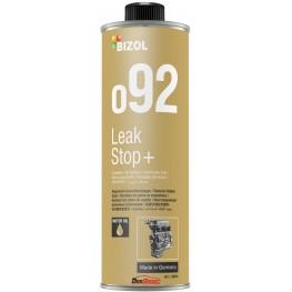 Присадка в моторное масло «Стоп-течь» Bizol Leak Stop+ o92 250 мл