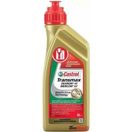 Трансмиссионное масло Castrol Transmax Dexron VI Mercon LV 1 л