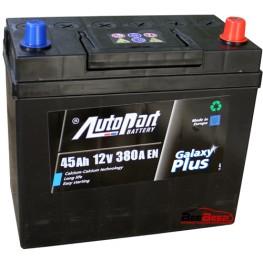 Аккумулятор автомобильный AutoPart Galaxy Plus Japanese 45Ah R+