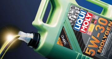Моторные масла Liqui Moly Molygen New Generation