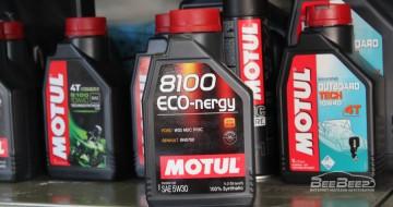Моторные масла Motul — выбор победителей