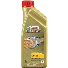 Моторное масло Castrol EDGE 5w-30 LL Titanium 1 л