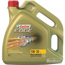 Моторное масло Castrol EDGE 5w-30 LL Titanium 4 л