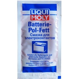 Жир для клемм аккумулятора Liqui Moly Batterie-Pol-Fett 10 мл (8045)