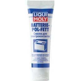 Жир для клемм аккумулятора Liqui Moly Batterie-Pol-Fett 50 мл | паста (7643)
