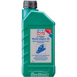 Масло для бензопил и газонокосилок Liqui Moly 2-Takt-Motorsagen-Oil 8035 1 л