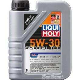 Моторное масло Liqui Moly Leichtlauf Special Tec LL 5w-30 2447 1 л