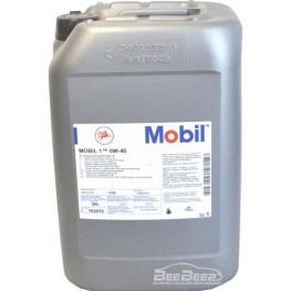 Моторное масло Mobil 1 0W-40 20 л