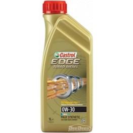 Моторное масло Castrol EDGE Turbo Diesel 0W-30 Titanium 1 л