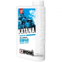 Моторное масло для квадроцикла Ipone Katana ATV 5w-40 2л