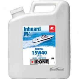 Моторное масло для лодки Ipone Marine 4 Inboard 15w-40 5л