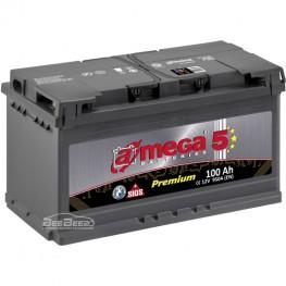 Акумулятор автомобільний A-Mega Premium 6СТ-100-Аз R+