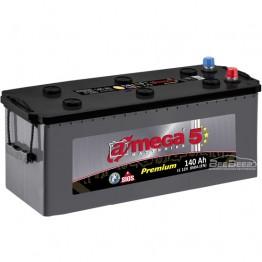 Аккумулятор автомобильный A-Mega Premium 6СТ-140-Аз R+