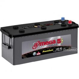 Акумулятор автомобільний A-Mega Premium 6СТ-140-Аз