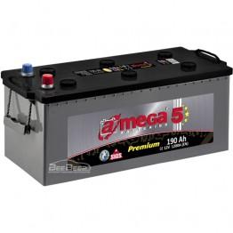 Акумулятор автомобільний A-Mega Premium 6СТ-190-Аз