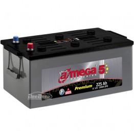 Аккумулятор автомобильный A-Mega Premium 6СТ-225-Аз R+