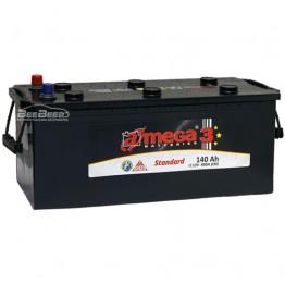Акумулятор автомобільний A-Mega Standard 6СТ-140-Аз