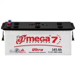 Аккумулятор автомобильный A-Mega Ultra 6СТ-145-Аз R+