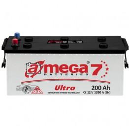 Акумулятор автомобільний A-Mega Ultra 6СТ-200-Аз