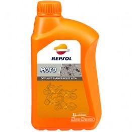 Антифриз Repsol Moto Coolant & Antifreeze 50% 1л