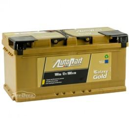 Аккумулятор автомобильный AutoPart Galaxy Gold 100Ah R+