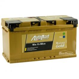 Аккумулятор автомобильный AutoPart Galaxy Gold 102Ah R+