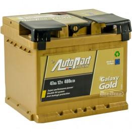 Аккумулятор автомобильный AutoPart Galaxy Gold 47Ah R+