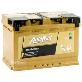 Аккумулятор автомобильный AutoPart Galaxy Gold 82Ah R+