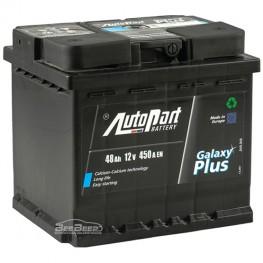Аккумулятор автомобильный AutoPart Galaxy Plus 48Ah R+
