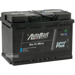 Аккумулятор автомобильный AutoPart Galaxy Plus 88Ah L+