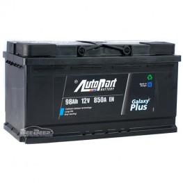 Аккумулятор автомобильный AutoPart Galaxy Plus 98Ah L+
