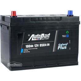 Аккумулятор автомобильный AutoPart Galaxy Plus Japanese 100Ah L+