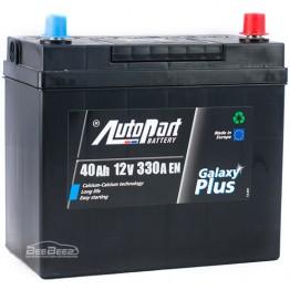 Аккумулятор автомобильный AutoPart Galaxy Plus Japanese 40Ah R+