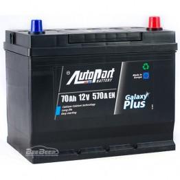 Аккумулятор автомобильный AutoPart Galaxy Plus Japanese 70Ah R+