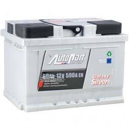 Аккумулятор автомобильный AutoPart Galaxy Silver 60Ah L+