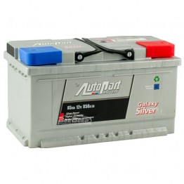 Аккумулятор автомобильный AutoPart Galaxy Silver SB 85Ah R+