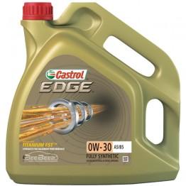 Моторное масло Castrol EDGE 0w-30 A5/B5 Titanium 4 л
