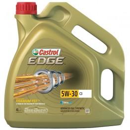 Моторное масло Castrol EDGE 5w-30 C3 Titanium 4 л