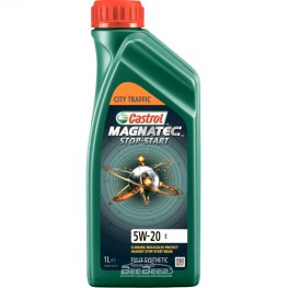 Моторное масло Castrol Magnatec Stop-Start 5w-20 E 1 л